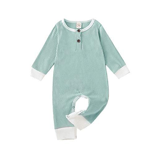 Ma.Lina.Ann Newborn Unisex Baby Boys Girls Solid
