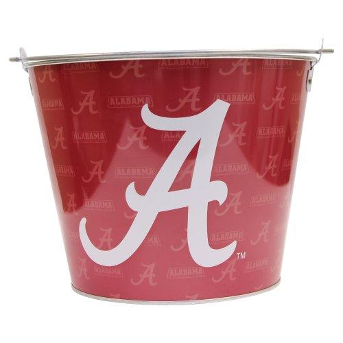 Collegiate Full Color Beer Buckets - Alabama Crimson Tide