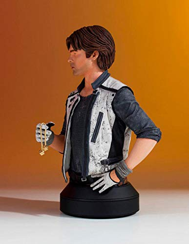 Han Solo Mini-Bust Multicolor Solo Gentle Giant 80823 Star Wars