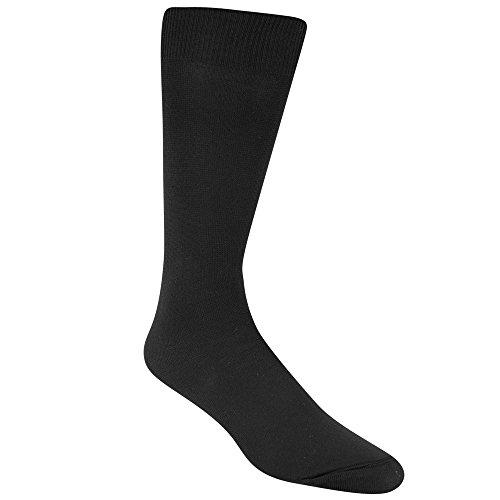 Wigwam Dry Foot Liner Sock, Large, Black