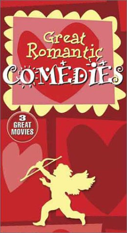 Great Romantic Comedies 3 on 1: Only With Married Men/There Goes The Bride/The Girl Who Came Gift Wrapped [VHS]