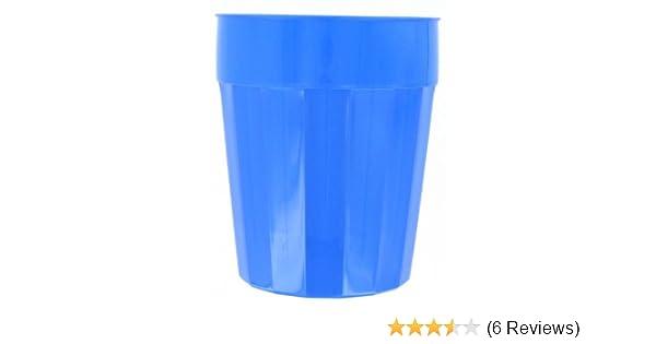 B/&R Plastics Fluted Polyethylene Cup 32 oz B /& R Plastics FC32-72