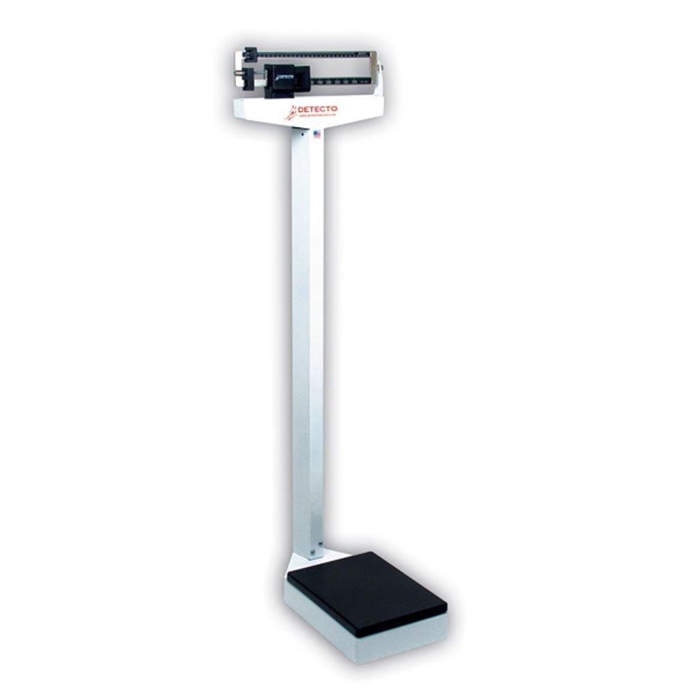 Detecto 337 eye-height beam scale (400 lb/175 kg)