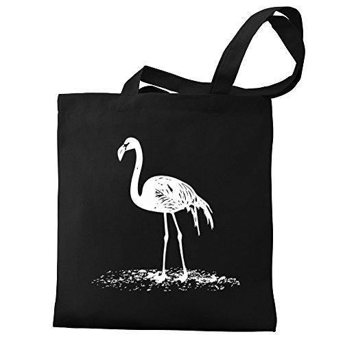 Eddany Flamingo sketch Bereich für Taschen mwUz2s