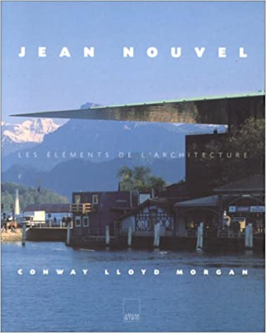 Livres Jean Nouvel : Les éléments de l'architecture epub, pdf