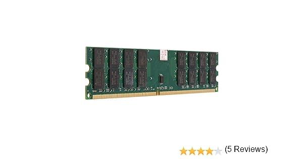 4 GB 4 G Trabajo Memoria DDR2 800 MHz PC2 – 6400 Memory Memoria PC DIMM 240 Pines para AMD