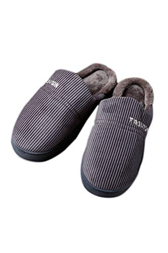 Seul Zinmuwa Antidérapantes Grey Outdoor Pantoufles Indoor Pantoufles Les Confortables TwqnxpwP40