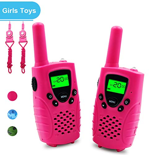 Walkies Talkies for Kids, 22 Channels FRS/GMRS UHF Two Way