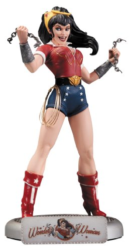 DC Collectibles DC Comics Bombshells Wonder Woman Statue