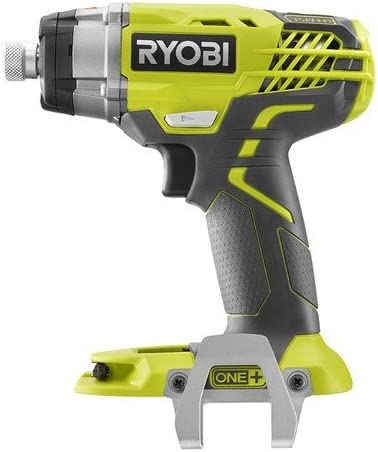 Ryobi ZRP237 ONE 18V Cordless Lithium-Ion 1 4 in. 3-Speed Impact Driver Bare Tool Renewed
