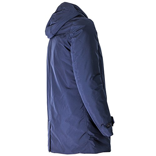 Coat Wocps2702 Blu Uomo Giubbotto City Woolrich aqEpYx