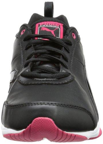 Puma Flextrainer SL Wn's - Zapatillas De Deporte Para Exterior de material sintético mujer negro - Schwarz (black-white 03)
