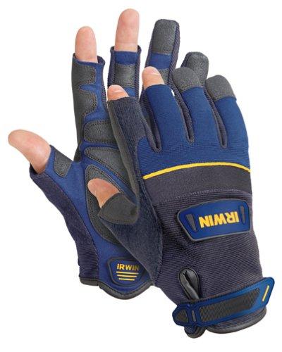 IRWIN Tools Carpenter Gloves, Extra-Large (432004)