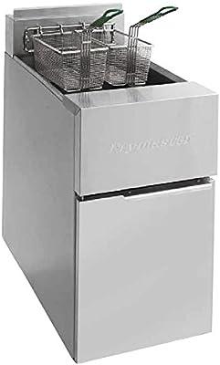 Amazon.com: frymaster gf14sd estándar Gas freidora ...