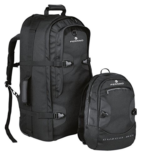Ferrino Cuzco 65-litre Reisetasche (schwarz) j4uLw