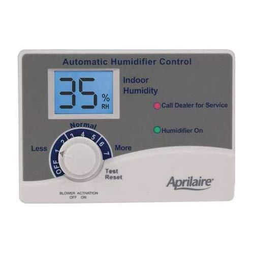 aprilaire humidistat control - 3