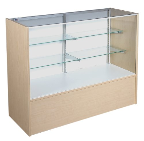 Retail Showcase (KC Store Fixtures 16320 Full Vision Showcase, 48-Inches Wide,)