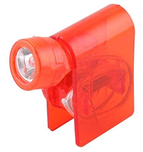 amazing-trading LED-Clip-on-Leselicht verstellbar