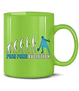 PING PONG EVOLUTION 690(Grün-Blau)