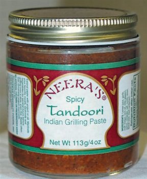 Tandoori Indian Grilling Paste - award winning spicy classic. 3 ()