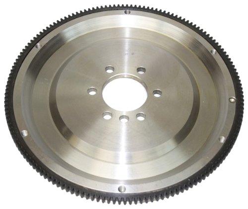 PRW 1626500 SFI-Rated 18 lbs. 153 Teeth Billet Steel Flywheel for Chevy - Flywheel Steel 153 Teeth