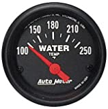 Auto Meter 2635 Z-Series Electric Water Temperature Gauge