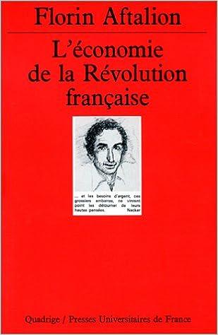 Téléchargement L'Économie de la Révolution française pdf, epub ebook
