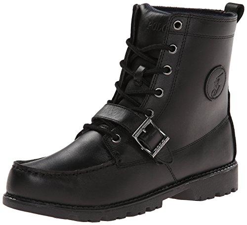 ralph lauren ranger boots kids - 8