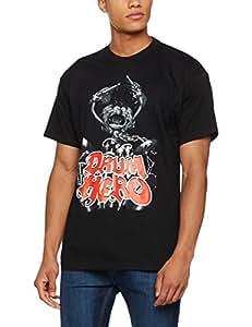 Los Muppets - Camiseta Animal - Drum Hero - Negro - L