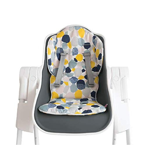 Cocoon High Chair Seat Liner | Seat Cushion | Machine Washable (High Chair Seat Cushions)