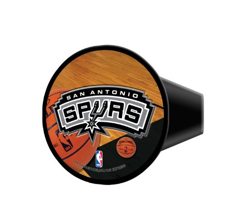 NBA San Antonio Spurs Economy Hitch Cover by Rico Industries