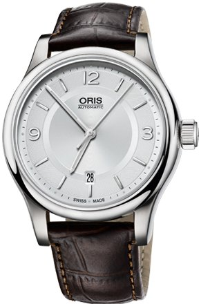 Oris Classic Date Mens Watch 733 7594 4031 LS
