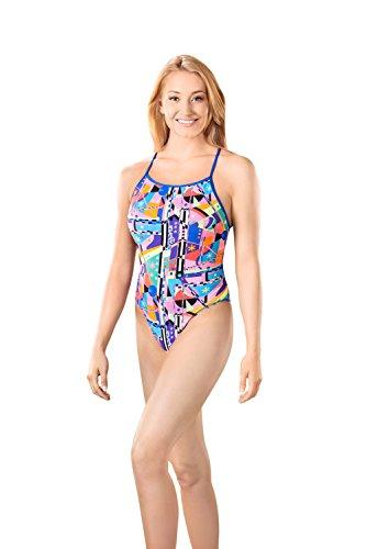 Maru Swimming Costume (Maru Miro Pacer Splish Back Swimming Costume (Size 34