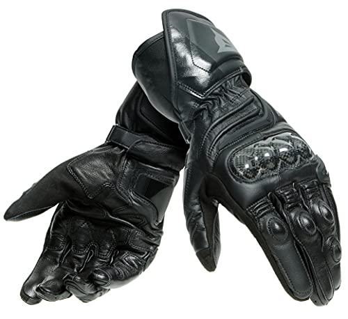 Dainese Carbon 3 Long Motorradhandschuhe Schwarz L
