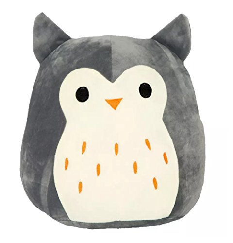 SQUISHMALLOW Hoot The Owl Stuffed Animal, 16