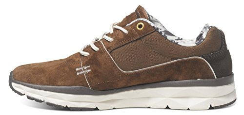 Chaussures Se Chocolate dark Dc Herren Marron Shoes Schuhe Skateboard Dcc Homme De Player CXwAUwq