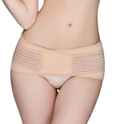 Postpartum Hip Recovery Belt Waist Trimmer Body Shaper Sacroiliac Pelvic Bone Support