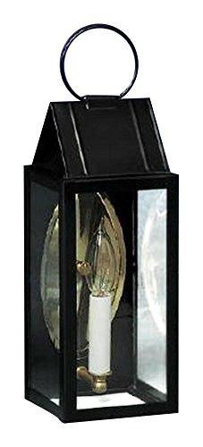 351 Wall (Brass Traditions 351 DAAC Small Thin Wall Lantern 300 Series, Antique Copper Finish 300 Series Thin Wall Lantern)