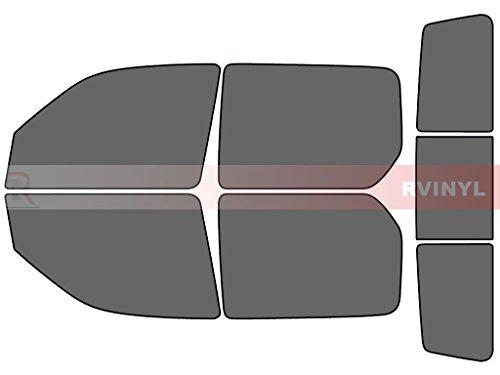 Rtint Window Tint Kit for Honda Ridgeline 2006-2014 - Complete Kit - 35%