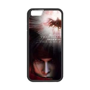 Vincent Valentine Dirge Cerberus FINAL FANTASY VII 02 para el funda iPhone 6s 4,7 pulgadas funda caja del teléfono celular cubren negro