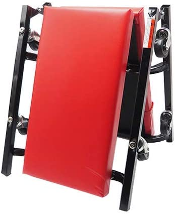 Convertible Mechanics Creeper Seat Rolling Chair Repair Auto Workshop Stool