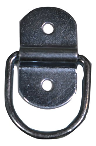 1/4'' Wire D-Ring w/ Bolt-On Clip by RatchetStrap.Com (Image #3)