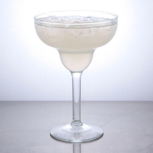 Libbey 8430 Citation Stemware - 14-3/4 Margarita Glass I Dozen ()