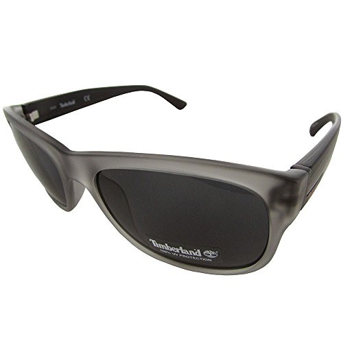Timberland Mens TB7135 Square Fashion Sunglasses, - Timberland Sunglasses Mens