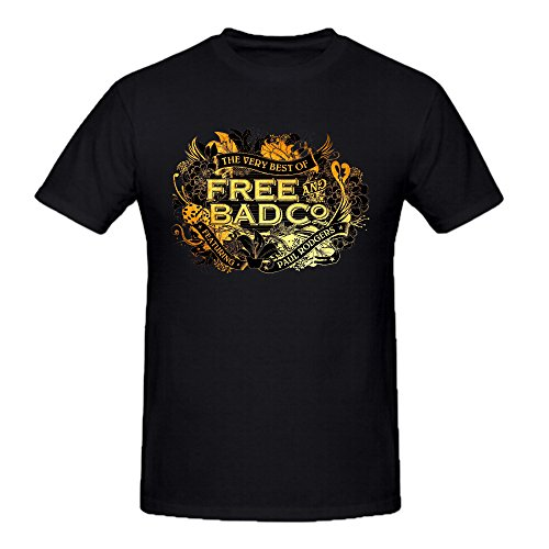 Paul Rodgers The Very Best Of Free Funny Tee Shirts For Men ()