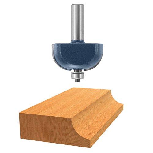 Bosch 84437M 3/4 In. x 1 In. Carbide Tipped Cove Bit