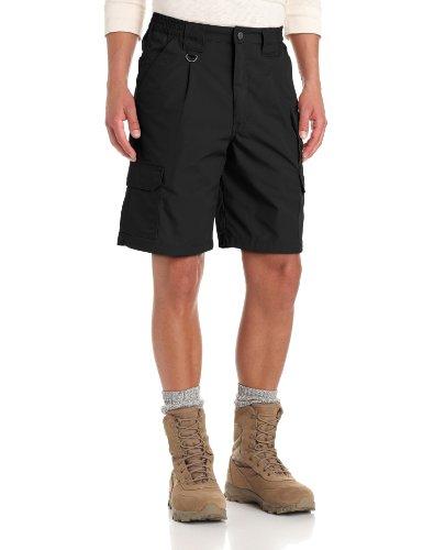 Angels Stretch Shorts - Propper Men's Tactical Short, Black, 34