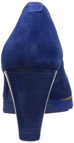 Andre Dress Assous Glaze Suede Womens Assous Pump Andre Pump Glaze Womens Blue Dress 55qZ4wYxWr