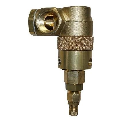 Válvula Antirretorno Válvula de arranque Válvula de soplar a gasolina Compresor