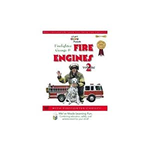 Firefighter George & Fire Engines Vol. 2